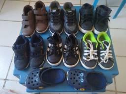 Desapego Sapatos Infantil