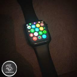 ?12 x sem juros?Entrega grátis??Relógio Smartwatch IWO W26 - Notificações, Saúde e Esporte