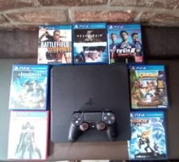 Playstation 4 7 jogos