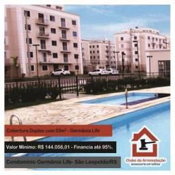 Apartamento Cobertura Duplex no CONDOMÍNIO RESIDENCIAL GERMÂNIA LIFE -