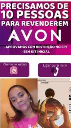 Revenda Avon- Sem kit inicial