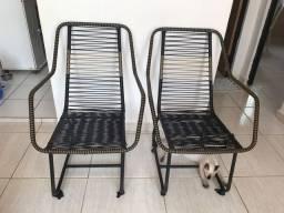 Cadeira de macarrão confortável e espaçosa