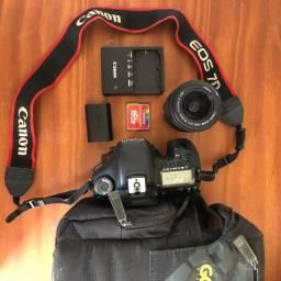 Canon EOS 7D + Brindes