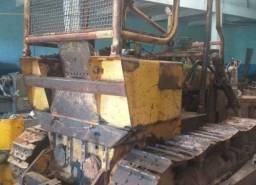 W)Trator de Esteira, marca: Massey Ferguson, modelo: 3366, Ano 1980/1980,