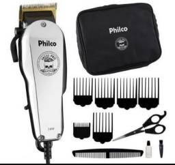 Máquina de cortar cabelo Philco novas entrega grátis