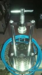 forno para protese flex pneumática odontoflex