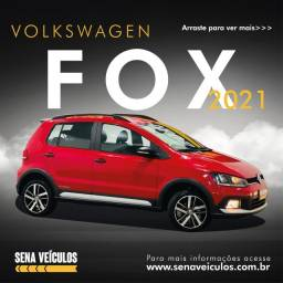 VW Fox 1.6 Xtreme  2021