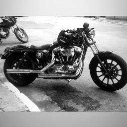 Harley 883 - 1200