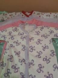 Vendo esses lindos pijamas macacaozinho de BB   RN 40reais