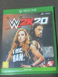 Wwe2k20 Xbox one