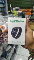 Relógio Smartwatch D13 Plus Inteligente Bluetooth