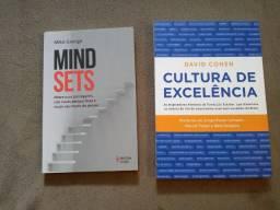 Livros Mindset + Cultura de Excelência