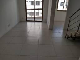 Cobertura Duplex 115m2 com 3 quartos no Pechincha - Ao lado da linha amarela.