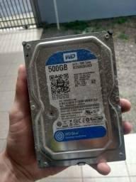 HD wd Sata 500GB