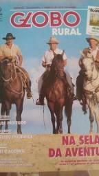 Revistas Guia Rural e Globo Rural + Globo Rural economia