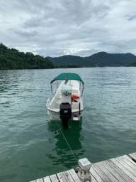 Bote Romano 25 pés motor Mercury Optimax 90hp