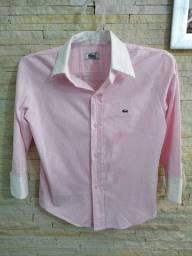 Camisa feminina Lacoste P