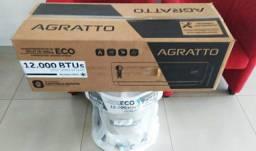 Ar Split Agratto 12000 BTUs + Novo + Nota + Garantia + Aceito Cartão