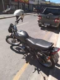 Moto cg 125 ano 2008 com 50mil km rodados