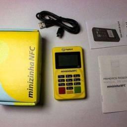 Máquina NFC Bluetooth Novas