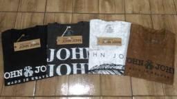 Camiseta John John Nova (Tamanho M, G e GG)