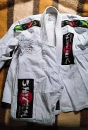 Kimono Shizen Branco
