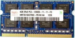 Memória Ram Notebook 4 Gb Ddr3