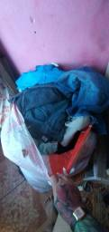 Vendo saco de roupas 90 reais
