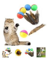 Castor Toy® - Para Gatos e Cachorros