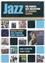 Jazz -a coleção perfeita - perfect jazz collection