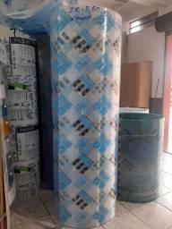 Chapa de policarbonato alveolar 6mm 2.10 x 6.00 mts