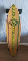 Longboard Santa Cruz R$400