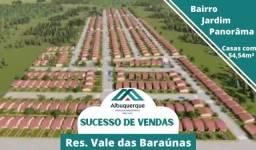 Título do anúncio: Vendo Casa parcelada na Nova Caruaru