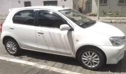 Etios 2013 1.5 XLS Toyota - Completo - Único Dono