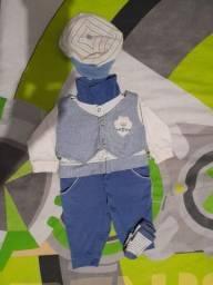 Combo e peças roupas de bebê