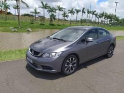 Honda Civic LXR 2015 TOP aceito trocas e financio