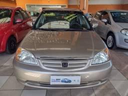HONDA Civic Sedan EX 1.7 16V 130cv Aut. 4p