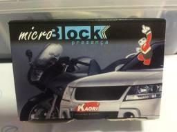 Anti furto de controle de presença novo garantia e a instalação em seu carro na hora