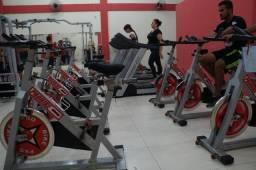 Oportunidade de negócio: academia de musculação completa