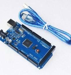 Arduino Mega Atmega 2560 R3 + Cabo Usb - Atmega2560 CH340