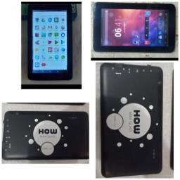 Tablet android 8 gigas com câmera