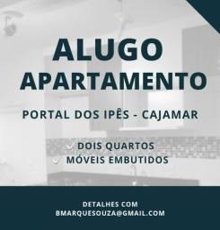 Alugo apartamento em cajamar!
