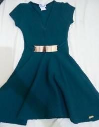 Vestido verde Original (Limone) TAM: P