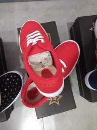 10 pares sapatos por 200 reais