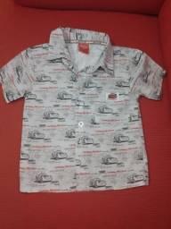 Camisa original Disney-Pixar. CARS ( McQueen)