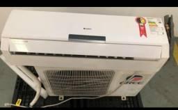 Ar condicionado gree 9000 BTUs já higenizado e revisado e com garantia