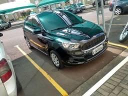 Ford Ka se baixa km - 2015