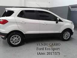Vendo Carro Ford Ecosport (2017 / 2017) *Unica dona - 2017