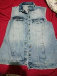 Vendo colete jeans gg