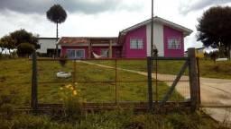 Linda Chácara com Casa Alvenaria 110 m2 - Vila Rural - Palmas PR